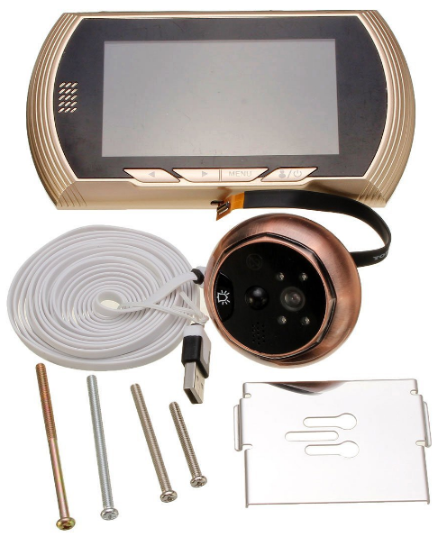 visiophone MECO 4.3 Pouces LCD (2)