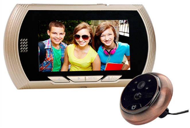 visiophone MECO 4.3 Pouces LCD