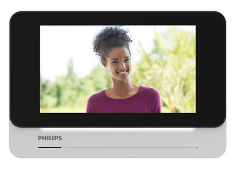 Visiophone connecté Philips WelcomEye Touch