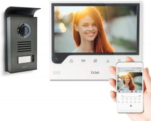 visiophone extel connect